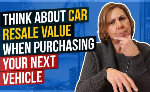 Video Thumbnail for Think About Car Resale Value When Purchasing Your Next Vehicle