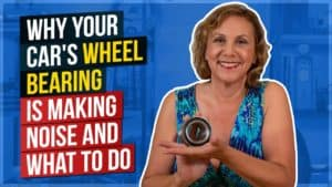 Why Your Car's Wheel Bearing is Making Noise and What To Do